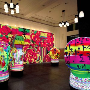 My favorite song + A Song for Love / Installation 2015 by Jiyoon